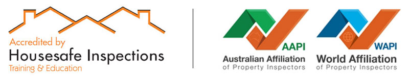 Australian Accreditation and Affiliation Property Inspections Logo
